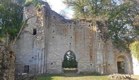 Abbaye de Cour-Dieu