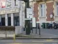2ième panneau directionnel. A l'entrée du tunnel en direction de la Loire à vélo