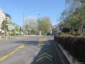 Sortie du tunnel, avenue de Verdun
