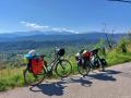 Route des vins de Savoie vers Montmeilan