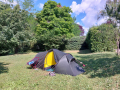 Camping à Forcalquier