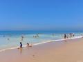L'océan atlantique à Guéthary