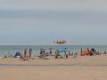 Canadair en action. 300 ha ont brulé ce jour là près de Narbonne plage