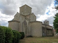 Oratoire de Germigny-les-Près