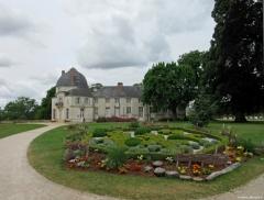 Parc du château de Châteauneuf-sur-Loire
