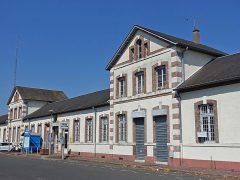 Gare de Gien (2016)